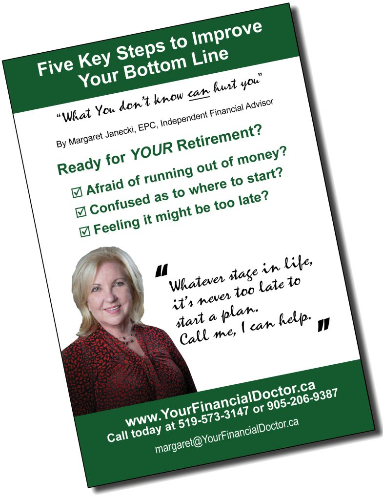 Receive Your Complimentary Booklet: Five Key Steps to Improve Your Bottom Line