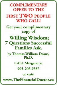 Willing Wisdom Complimentary Book