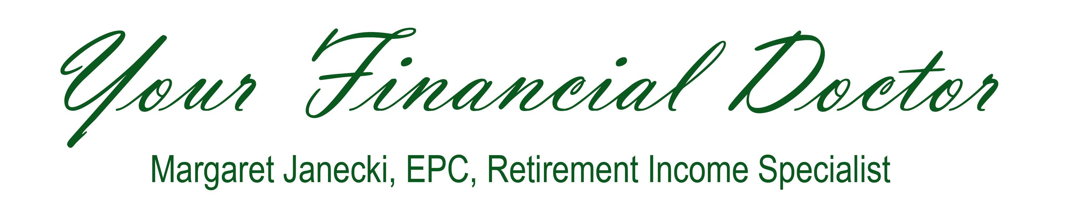 Your Financial Doctor